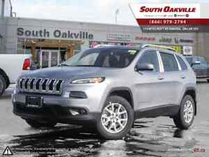 2017 Jeep Cherokee North   BLUETOOTH   HEATED SEATS