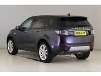 Land Rover Discovery Sport TD4 HSE LUXURY (blue) 2016-07-08