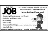 Just the Job Local Handyman