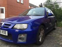 MG ZR 105 Blue TROPHY MK2 1.4 Petrol Manual Hatchback 66k miles Good runner similar to rover 25