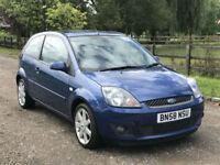 Ford Fiesta 1.25 2008 (58) Zetec Blue