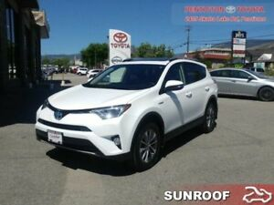 2016 Toyota RAV4 Hybrid XLE  - TOUCH SCREEN -  BLUETOOTH