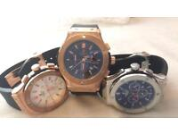 Hublot watches for sale L@@k not breitling, Rolex