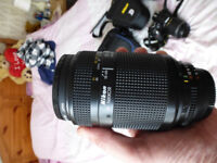 Nikkor AF 70-210 Lens