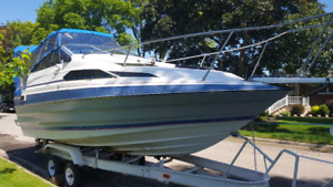 bayliner  looking to trade  for another boat only