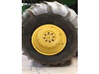 Combine tyres for sale