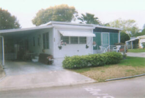 St Petersburg FL 55+ Mobile Home Rental
