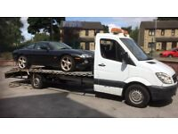 24/7 vehicle recovery services. Very competitive rates.