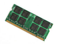 10x 1GB DDR2 Laptop RAM