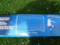Brand New 6ft x 4ft football goal