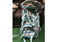 Large hiking rucksack in good condition £10