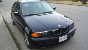 2000 BMW 3-Series 323i Sedan leather seat mint condition must go