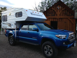 Import / Mid - Size truck camper 7.6foot