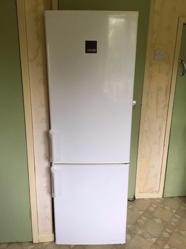 Zanuzzi Fridge Freezer As New