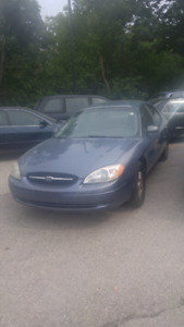 2001 ford Taurus for sale as is