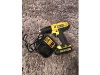 Dewalt dcd776 18v combi drill