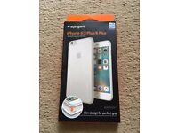 IPhone 6/6s Plus Slim Clear Case by Spigen