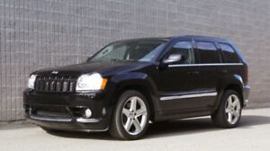 2007 Jeep Grand Cherokee SRT8 SUV, Crossover