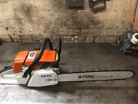 Stihl 038 chainsaw mint condition