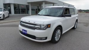 2013 Ford Flex SEL AWD, Leather, Moon, 3.5l V6