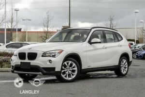 2014 BMW X1 xDrive28i Premium Package!
