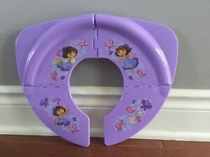 Dora Folding Travel Potty Seat