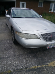 1998 Lincoln Mark Series Coupe (2 door)