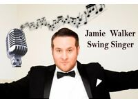 Jamie Walker is BUBBLES - Michael Buble Tribute Act Singer Live Entertainer Rat Pack Swing songs