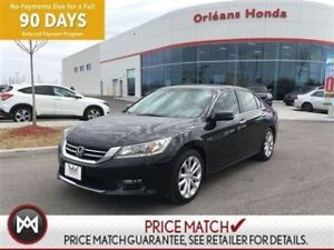 2014 Honda Accord TOURING,NAVI,LEATHER,ROOF,BACK UP CAMERA WHO W