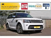2012 Land Rover Range Rover Sport 3.0 SD V6 Autobiography Sport Station Wagon 4x