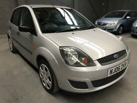 FORD FIESTA 1.4 STYLE 5 DOOR *FULL SERVICE HISTORY* *FRESH MOT*