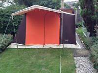 Marechal Paris marjory 3 frame tent