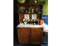 Welsh dresser, quite old but very nice condition