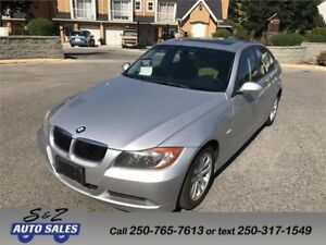 2006 BMW 325i 2 sets of tires! Very clean!