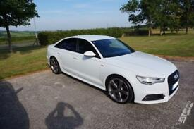Audi A6 Saloon 2.0 TDI Ultra S-Line Black Edition S-Tronic 4dr (Start/Stop)