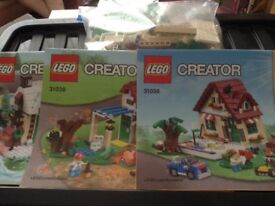 Lego Creator (3 in 1) 31038 Changing Seasons House - £30