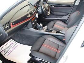 Bmw X1 xDrive 18d 2.0 Sport 5dr Auto 4WD