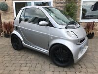 Brabus Smart Fortwo convertible