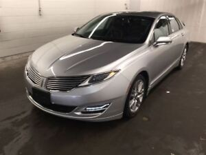 2013 Lincoln MKZ ECOBOOST TURBO CUIR TOIT PANO NAVI MAGS