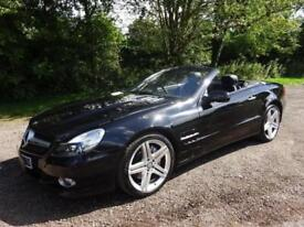 Mercedes-Benz SL300 3.0 7G-Tronic SL300 / Obsidean Black / Air Scarf / Pan Roof