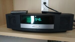 Bose Wave III system with iPod dock