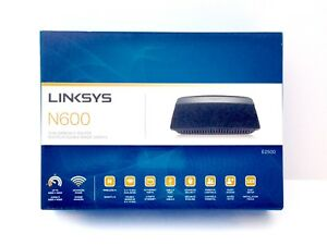 LINKSYS N600 Wi-Fi Router