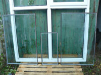 UPVC Windows, Used and in good condition