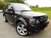 2013 Land Rover Range Rover Sport 3.0 SDV6 HSE Black Edition 5dr Auto Huge Sp...