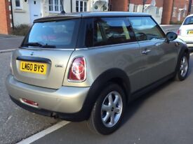 MINI Hatch 1.6 One (Pepper) 3dr