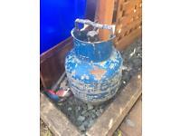 4.5 kg gas bottle
