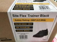 Brand new steel toe cap shoes
