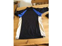 Wet suit rash vests