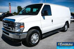 2013 Ford E-250 Commercial  3DR A/C CRUISE