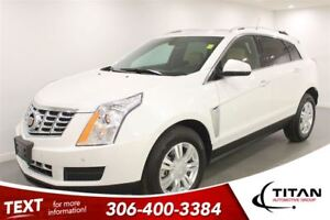 2014 Cadillac SRX Luxury|AWD|Nav|Back-up Cam|Sunroof
